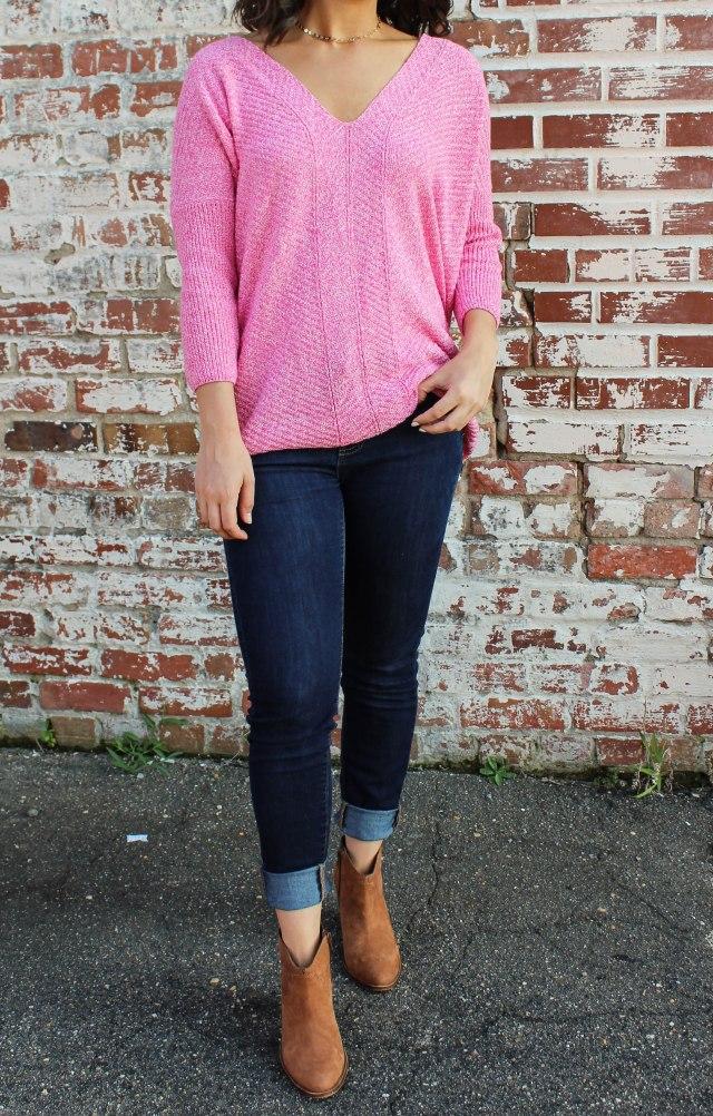 pinksweater